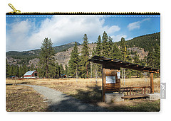 Mazama Barn Trail And Bench Carry-all Pouch