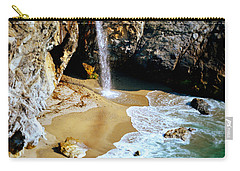 Mc Way Falls - Where Waters Meet Carry-all Pouch