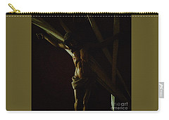 Measuring Up To Jesus Carry-all Pouch