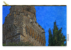Medieval Bell Tower 5 Carry-all Pouch