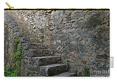 Medieval Wall Staircase Carry-all Pouch