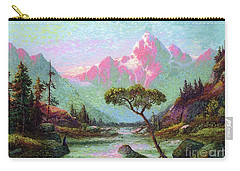 Serenity Meditation Carry-all Pouch