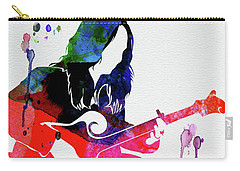 Melissa Watercolor Carry-all Pouch