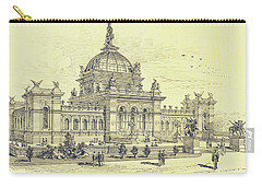 Memorial Hall, Centennial Carry-all Pouch