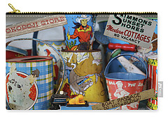 Memories Of Iowa Great Lakes Carry-all Pouch