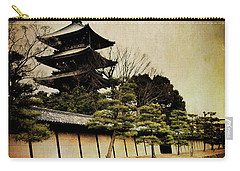 Memories Of Japan 4 Carry-all Pouch