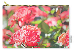 Carry-all Pouch featuring the photograph Memories Of Spring by Alex Lapidus