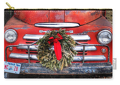Merry Christmas Texas Carry-all Pouch