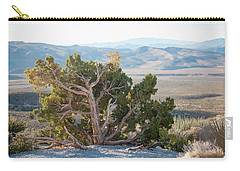 Mesquite In Nevada Desert Carry-all Pouch