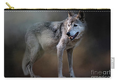 Mexican Wolf Carry-all Pouch
