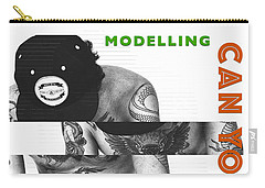 Modelling Can You Cut It? Carry-all Pouch