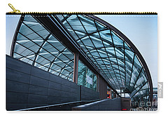 Modern Architecture Shell Carry-all Pouch