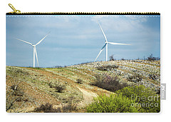 Modern Windmill Carry-all Pouch