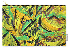 Carry-all Pouch featuring the painting Monarch Migration by Pam Roth O'Mara