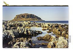 Monemvasia Rock Carry-all Pouch