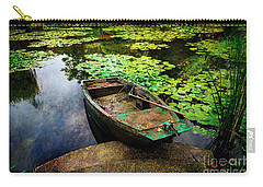 Monet's Gardeners Boat Carry-all Pouch