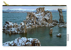 Mono Lake Tufa Towers Sunrise Carry-all Pouch