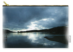 Moody Sky Painting Carry-all Pouch