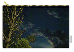 Moonlight In The Trees Carry-all Pouch