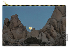 Moonrise In The Sight Carry-all Pouch