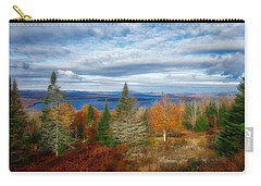 Mooselookmeguntic Lake Fall Colors Carry-all Pouch