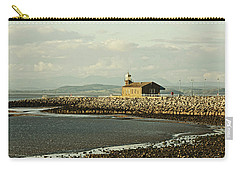 Morecambe. The Stone Jetty. Carry-all Pouch