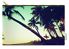 Carry-all Pouch featuring the photograph Morning Gaze by Nik West