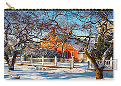 Morning Light, Winter Garden. Carry-all Pouch