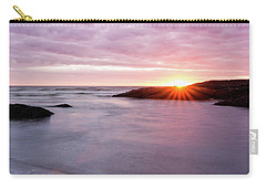 Morning Sun Good Harbor Carry-all Pouch