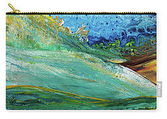 Mother Nature - Landscape View Carry-all Pouch