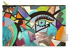 Motley Eye 4 Carry-all Pouch