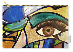 Motley Eye 5 Carry-all Pouch