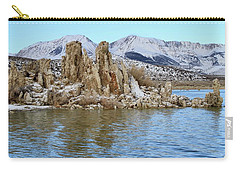Mount Dana At Dawn  Mono Lake Carry-all Pouch