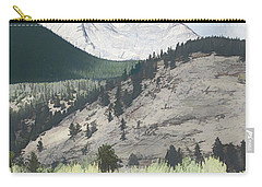 Mount Ypsilon Carry-all Pouch