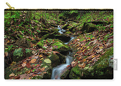 Mountain Stream - Blue Ridge Parkway Carry-all Pouch
