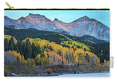 Carry-all Pouch featuring the photograph Mountain Trout Lake Wonder by James BO Insogna