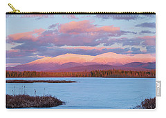 Mountain Views Over Cherry Pond Carry-all Pouch
