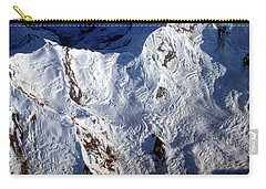 Mountaintop Snow Carry-all Pouch