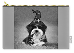 Carry-all Pouch featuring the photograph Mr. Wizard by Sue Collura