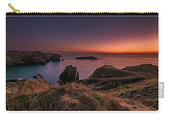 Mullion Cove - Sunset 2 Carry-all Pouch