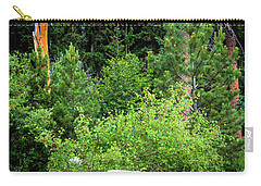 Carry-all Pouch featuring the photograph Murder Weapon by Jon Burch Photography