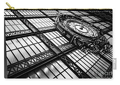 Musee D'orsay Clock Carry-all Pouch