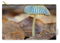 Mushroom Under The Oak Tree Carry-all Pouch