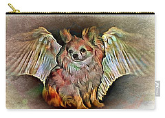 My Angel Waits For Me Carry-all Pouch