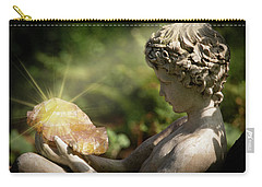 Carry-all Pouch featuring the photograph Mystical Enchantment by Dale Kincaid