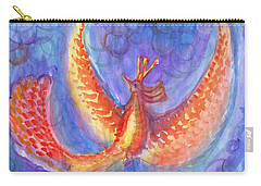 Mystical Phoenix Carry-all Pouch