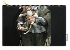 Nana And The Crabby Tabby Carry-all Pouch