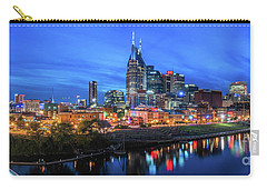 Nashville Night Carry-all Pouch