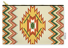 Native American Rug Carry-all Pouch