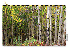 Carry-all Pouch featuring the photograph Nature Fallen by James BO Insogna